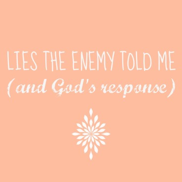 lies-the-enemy-told-me